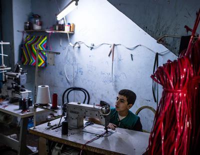 Esclavos de las grandes marcas: la otra cara de la crisis de los refugiados
