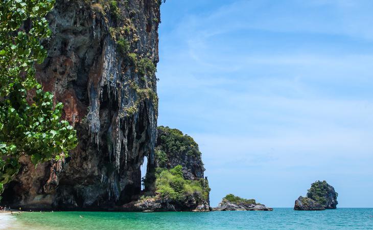 Krabi es un destinto turístico muy popular