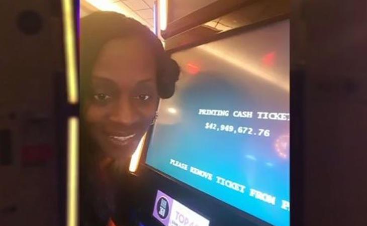 El selfie millonario de Katrina Bookman