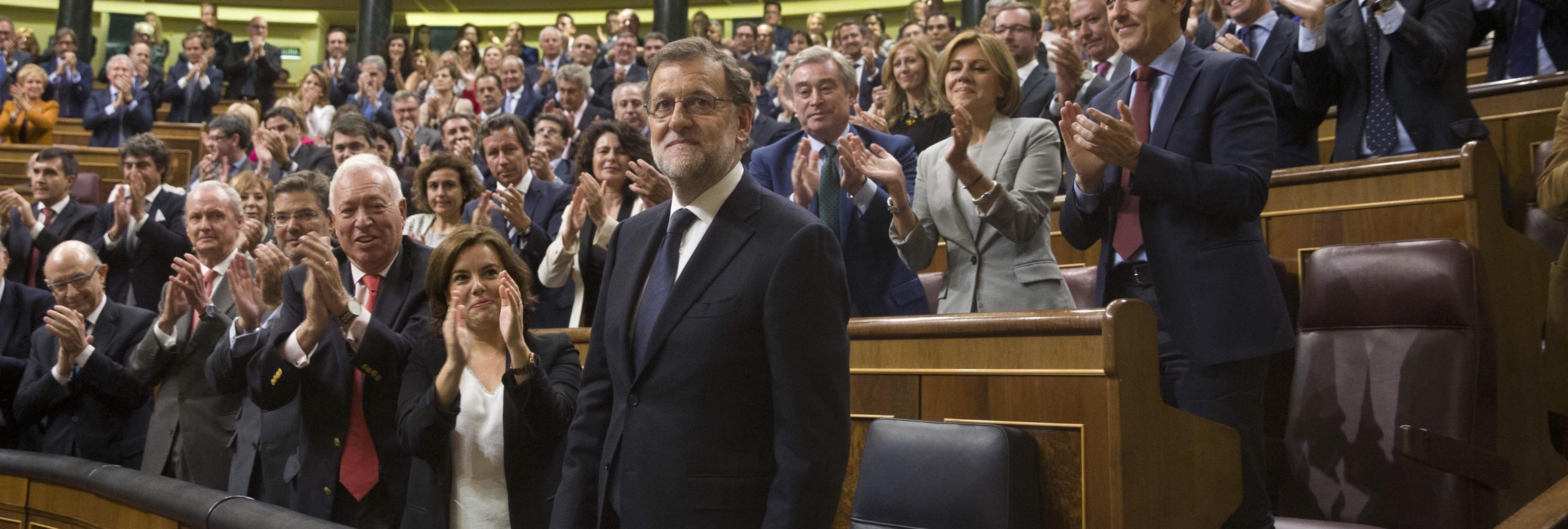 Mariano Rajoy encara nueva legislatura