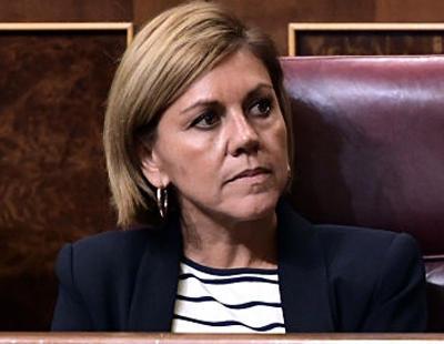 Las mayores polémicas de Cospedal, la nueva ministra de Defensa
