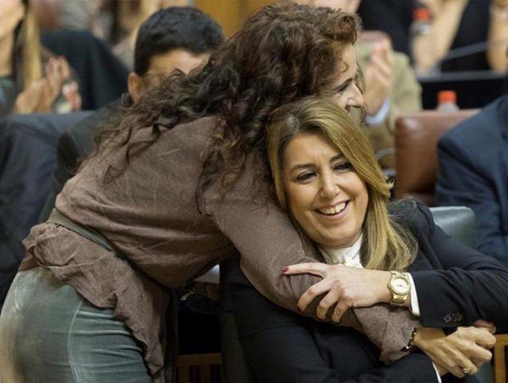 El final forzado de Díaz podría abrir una guerra sin cuartel dentro del PSOE