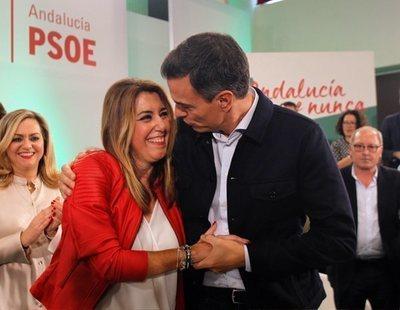 Sánchez diseña la Operación Montero: sacar a Susana Díaz e imponer su ministra de Hacienda