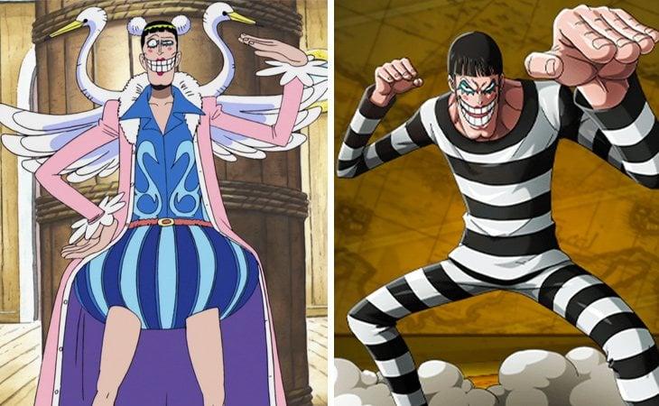 Mr.2 es el primer personaje de 'One Piece' que comenzó a mostrar cierta diversidad
