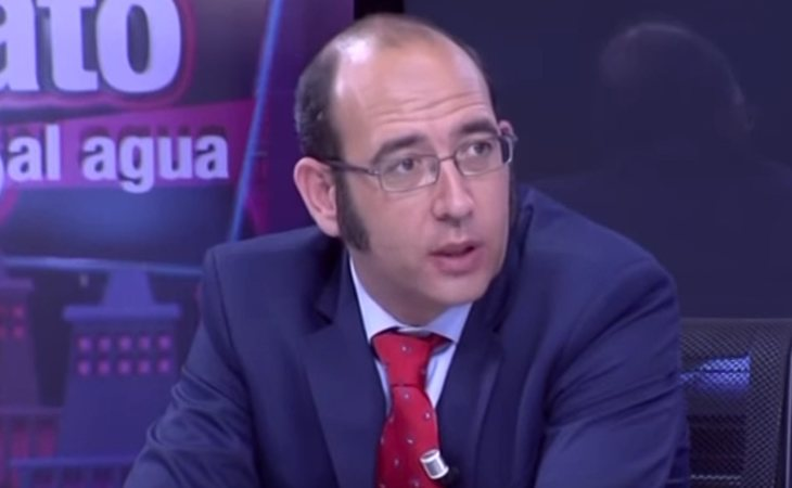 Juan Ernesto Pflüger, nuevo reponsable de comunicación de VOX