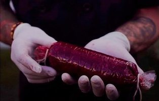 """Ya se puede probar la """"morcilla vegana"""" hecha con sangre humana"""