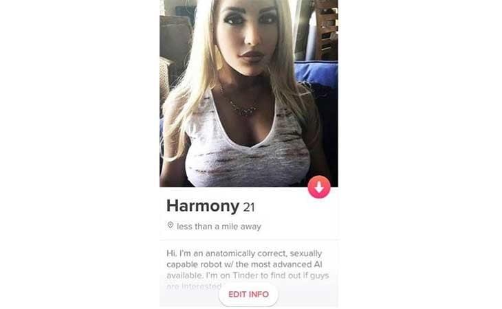El Perfil de Harmony