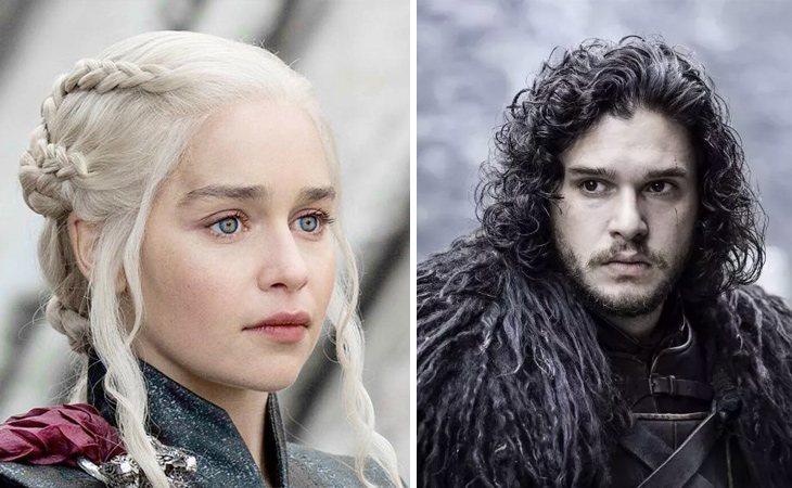 Daenerys y Jon Snow son dos de los favoritos para sentarse en el Trono de Hierro