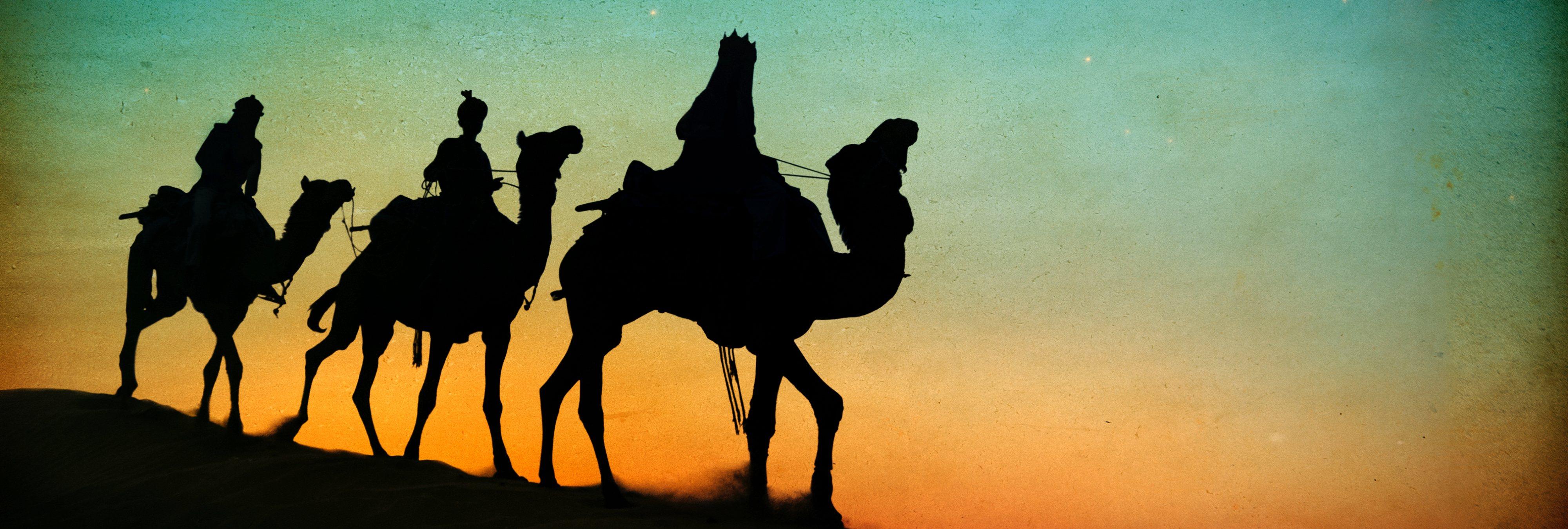 """El rey Baltasar la lía en la cabalgata de Andoain: """"Los padres son los reyes"""""""
