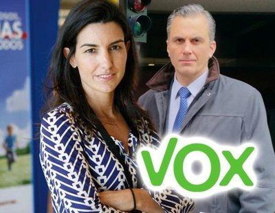 Una mujer inmigrante o un hombre descendiente de extranjeros: así son los líderes de VOX