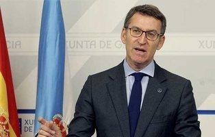 """Denuncian a Feijóo por """"discriminar al castellano"""" en Galicia"""