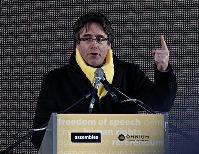 Puigdemont usa chaleco antibalas y temer ser envenenado con comida