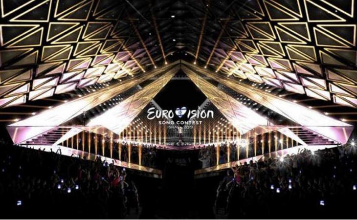 Primer render del escenario de Eurovisión 2019