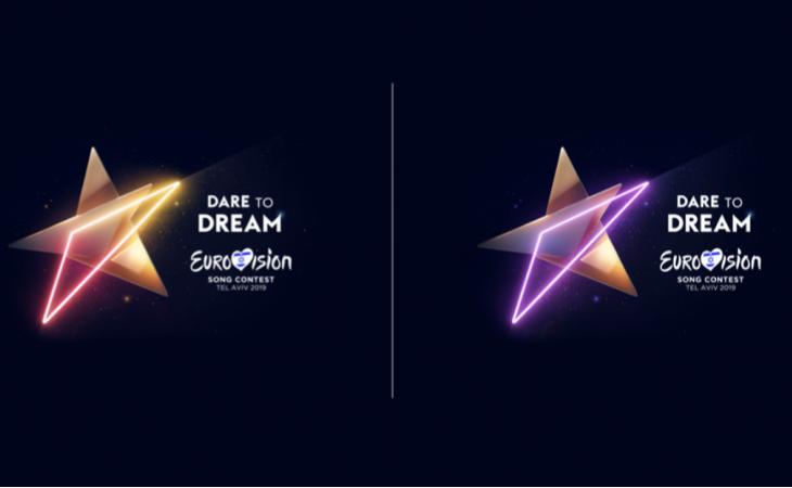 Logo y eslógan de Eurovisión 2019