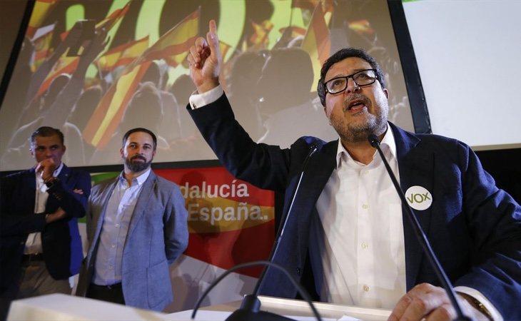 VOX propone que el Día de Andalucía conmemore el final de la Reconquista