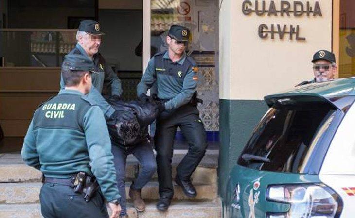 Bernardo Montoya fue encerrado el 22 de diciembre tras confesar el asesinato de Laura Luelmo