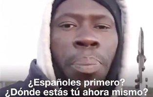 La respuesta de un trabajador inmigrante contra el discurso racista de VOX