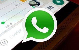 WhatsApp permitirá enviar notas de voz hasta a 30 contactos a la vez