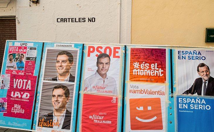 Con un 9,17 de puntuación, España destaca en pluralismo político