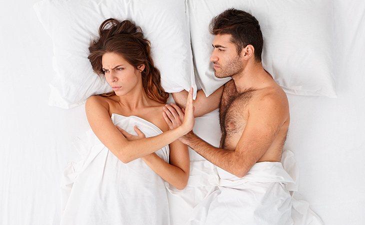 No se debe confundir la anorexia sexual con la falta de deseo por tener rutina en la pareja