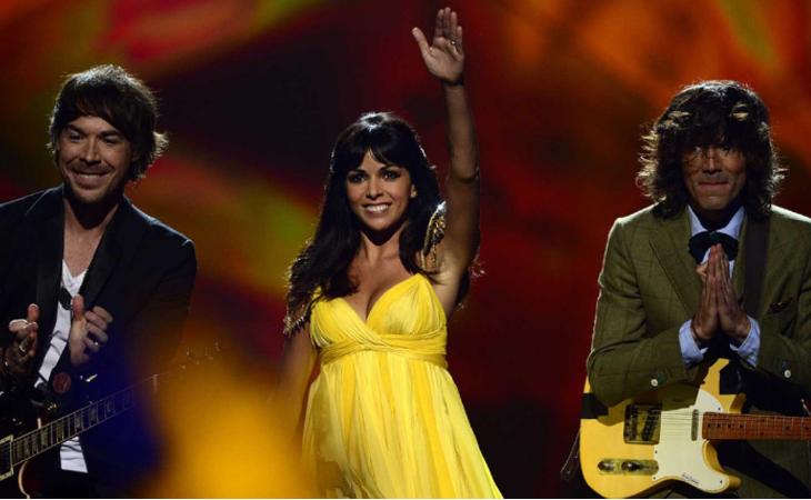 David Feito, en Eurovisión 2013 con El Sueño de Morfeo