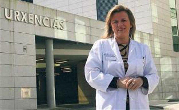 Eloína Núez, prima del presidente, gestiona uno de los centros más afectados