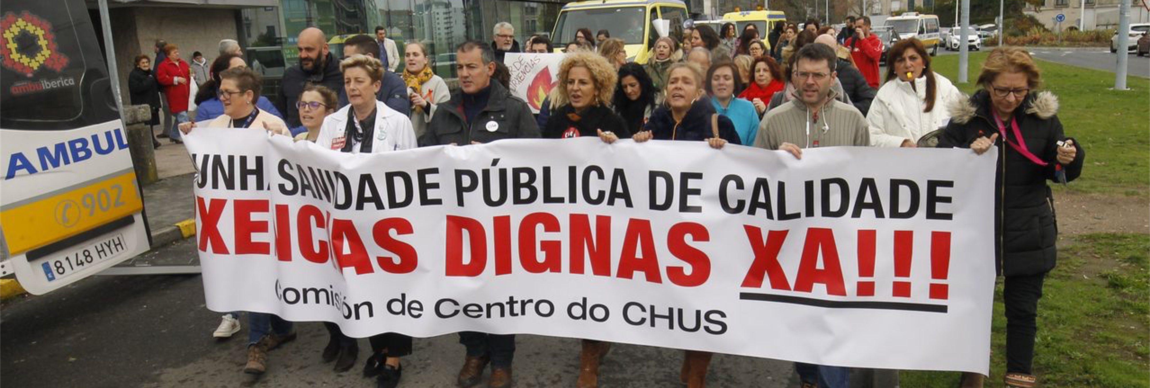 La muerte de tres pacientes desatendidos en Galicia pone en cuestión su sistema sanitario