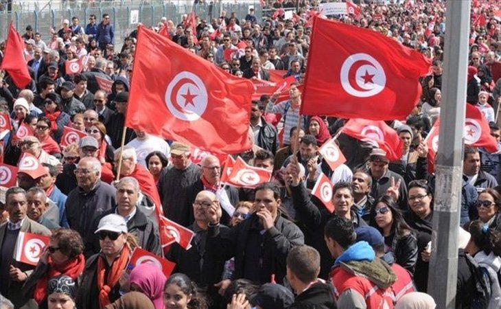 La 'Revolución de los Jazmines' fue el detonante de las 'Primavera árabe'