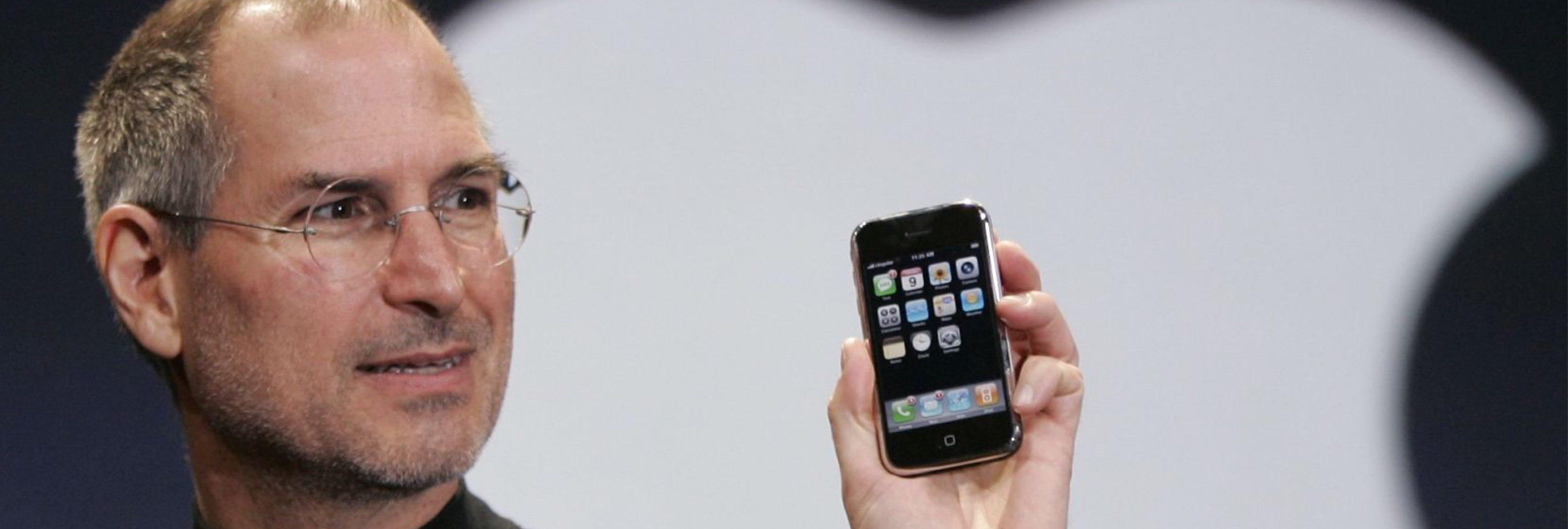 Cómo la llegada del iPhone, hace 12 años, configuró el mundo tal y como lo conocemos