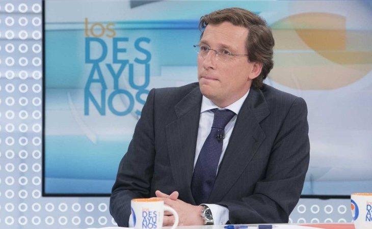 Martínez Almeida es el nuevo candidato del PP al Ayuntamiento de Madrid