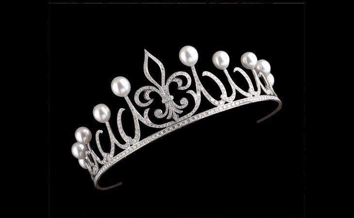 La tiara Ansorena está valorada en 50.000 euros