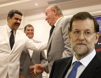 El gobierno de Rajoy pactó favores con el régimen de Maduro, según un informe de Villarejo