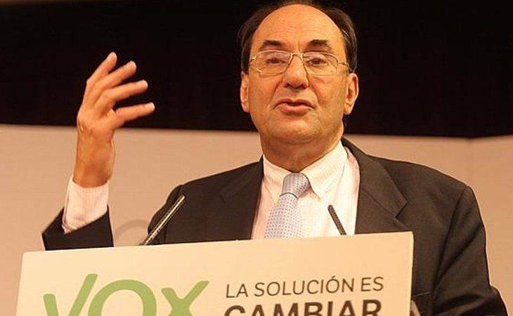 El excandidato de VOX también fue dirigente del PP | Rocío Ruz