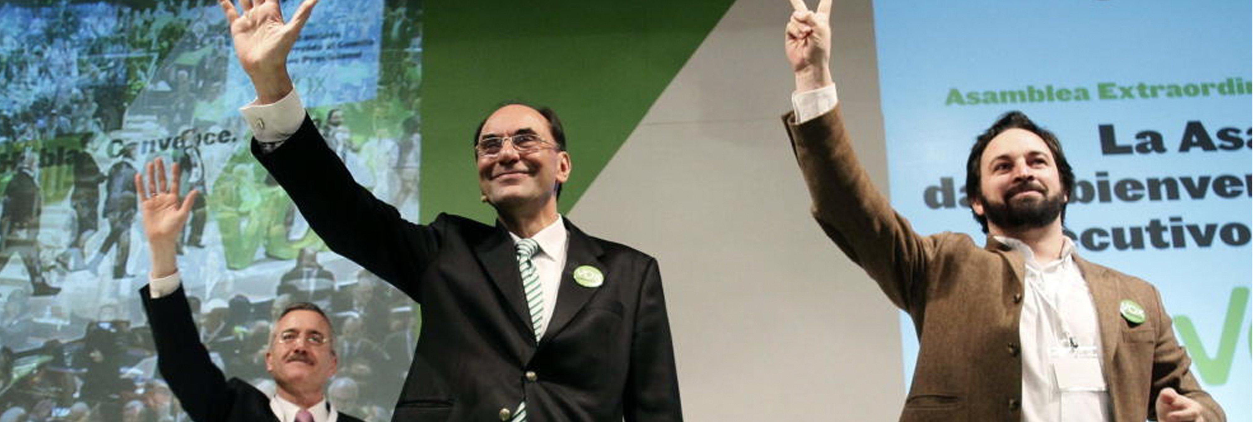 El 80% de la campaña de VOX de 2014 fue financiada por millonarios iraníes