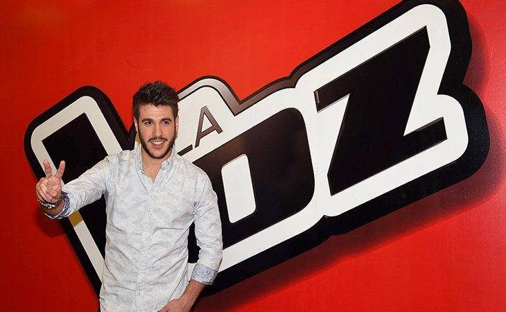 Antonio José es el tercer ganador de 'La Voz' en 2015