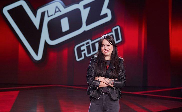 Alba Gil es la quinta y última ganadora de 'La Voz'