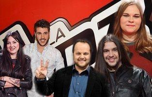 ¿Qué fue de los ganadores de 'La Voz'?