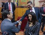 Juanma Moreno traza algunas de las medidas de su gobierno en la primera sesión de investidura