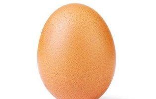 La foto con más likes de Instagram es un huevo
