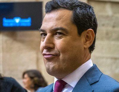 Debate y votación de investidura de Juanma Moreno Bonilla en el Parlamento de Andalucía