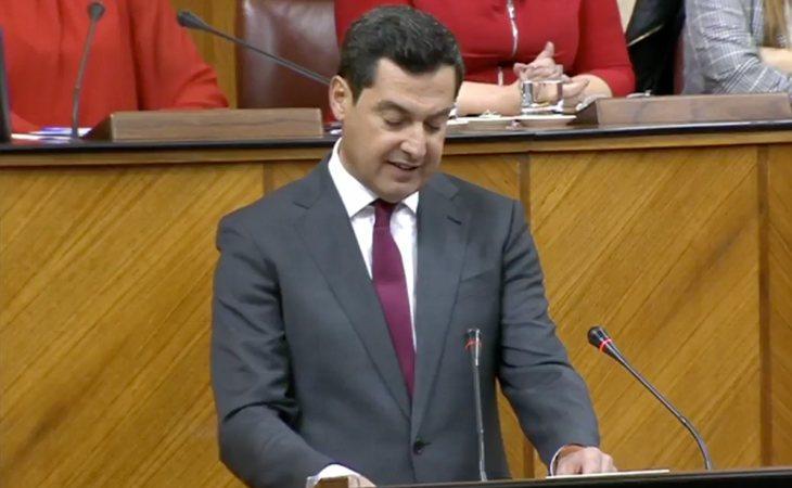Juanma Moreno Bonilla anuncia que los consejos de ministros se celebrarán en toas las provincias andaluzas