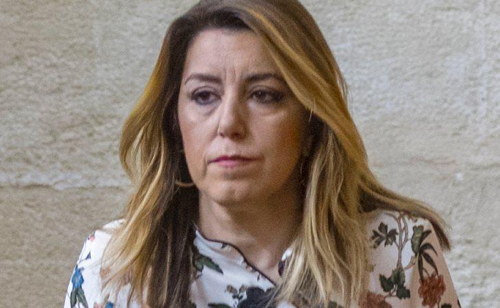 Turno de Susana Díaz, expresidenta andaluza