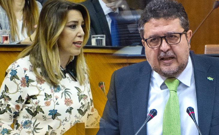 Susana Díaz recuerda a las víctimas de violencia machista ante el negacionismo de VOX