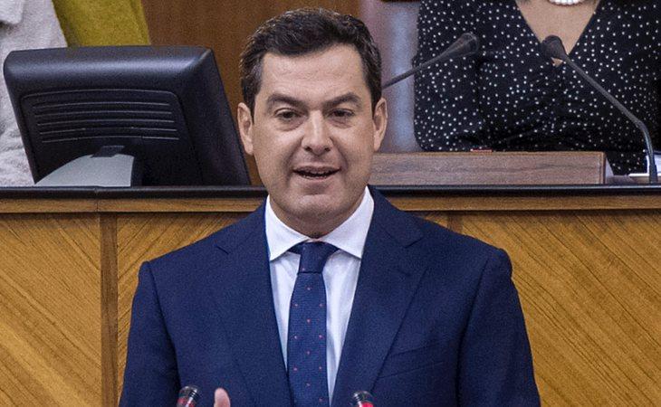 ???? Sigue en DIRECTO el debate y la  votación de investidura de Juanma Moreno Bonilla como presidente de la Junta de Andalucía