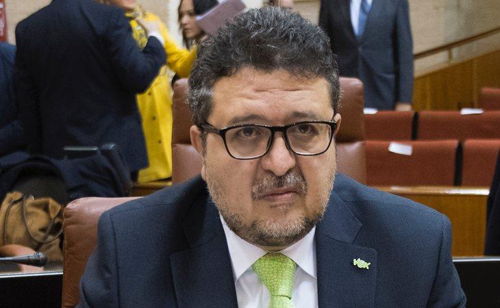 Francisco Serrano: 'VOX es un partido de extremo sentido común, una herramienta democrática'