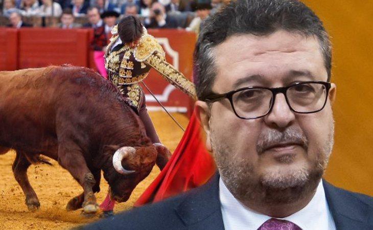 Francisco Serrano (VOX) marca sus prioridades: 'proteger los toros y la caza'