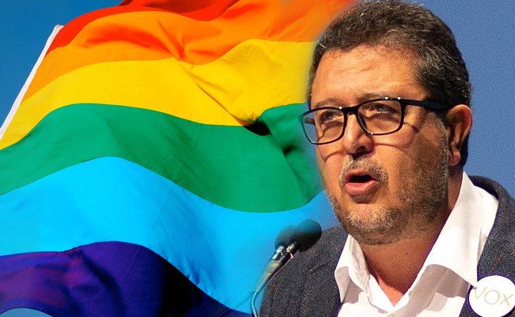 Francisco Serrano ataca al colectivo LGTBI: 'Los españoles tenemos sexo, no género'