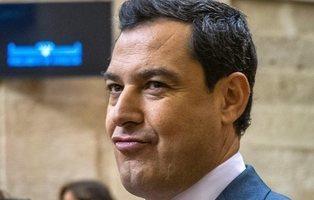 Juanma Moreno Bonilla (PP) es elegido presidente de la Junta de Andalucía