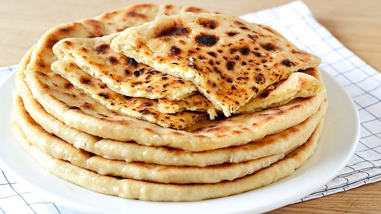 Khachapuri, plato típico de Georgia