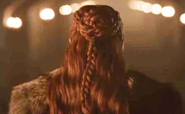 El peinado de Sansa define al personaje
